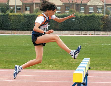 FUNDAMENTOS DEL ATLETISMO